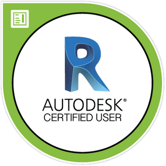 Revit User Certification Digital Badge