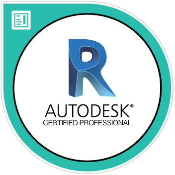 Revit Professional Certification Badge