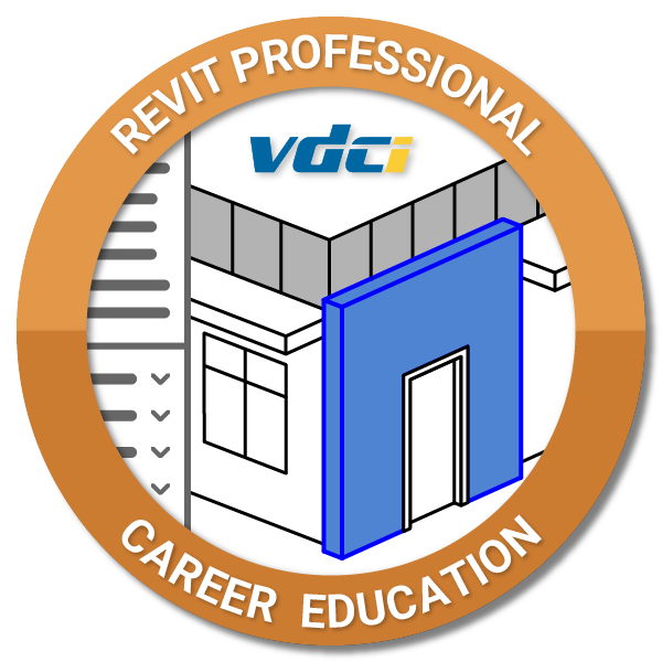 Revit Professional Digital Certification Badge
