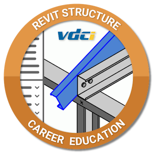 Revit Structure Digital Certificate Badge