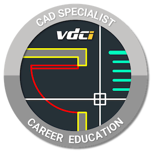 AutoCAD Specialist Digital Badge