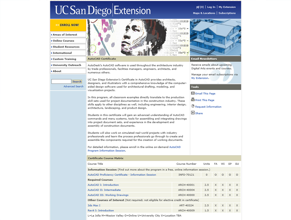 UC San Diego Continuing Education Provider